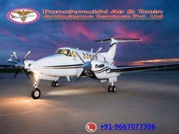 Quick and Best Air Ambulance rom Raigarh (1)