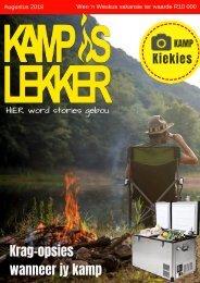 Kamp is Lekker Augustus 2018 Tydskrif