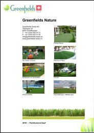Greenfields Nature - Spross