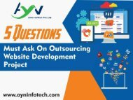 Developing an Effective Strategy for Your Web Project