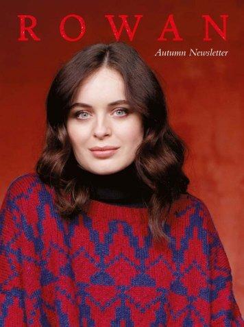 Rowan eNewsletter Autumn 18