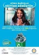 Kurumsal Sosyal Sorumluluk dergisi  KSS Türkiye 34 - Page 6