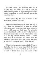 The Science of Cultivating Faith - Alonzo T. Jones - Page 6