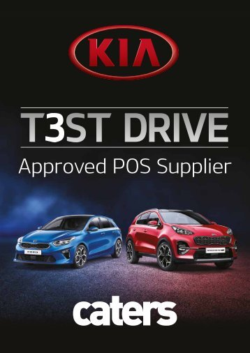 Kia Test Drive