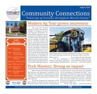 Chamber Newsletter - August 2018 OLD