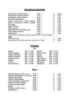 Speisekarte Gasthof zur Post - Page 5