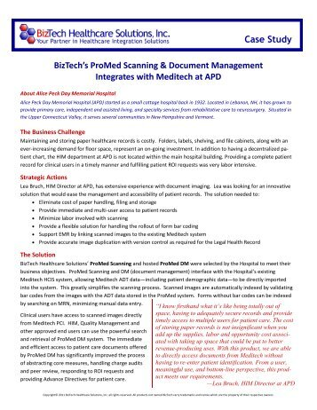 Case Study - Gifted and Talented