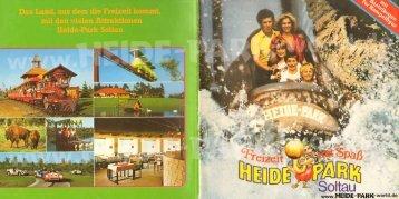 Heide-Park Parkführer 1980 - Heide Park World