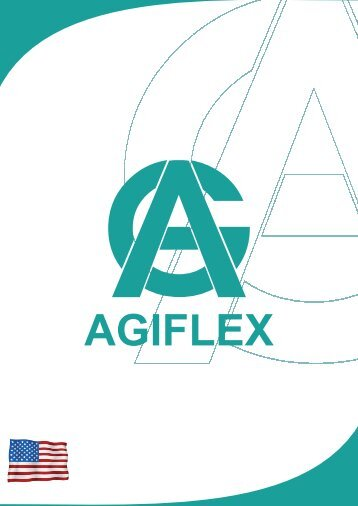 company certified by the nbr to iso 9001:2008 - AGIFLEX ...