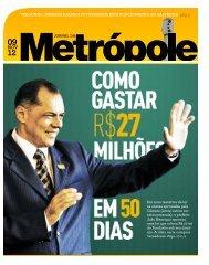 (ou não)... - Jornal da Metrópole