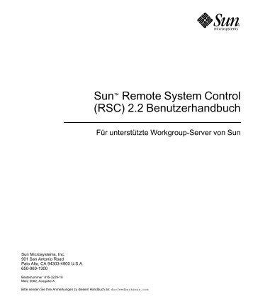 Benutzername - Oracle Documentation
