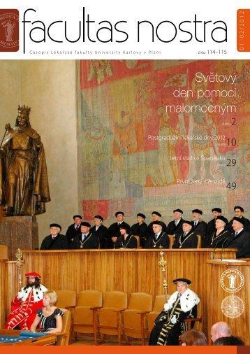 Životní moudra - Lékařská fakulta UK v Plzni - Univerzita Karlova