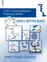 DORO® Skull Pins - Medel