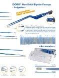 DORO® Non-Stick Bipolar Forceps - Bayonet Guide Stop - Medel - Page 7