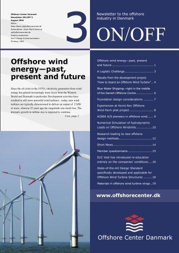 Read News Magazine (pdf) - Offshore Center Danmark
