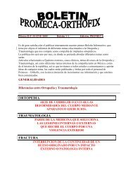 ORTOPEDIA TRAUMATOLOGIA FRACTURA