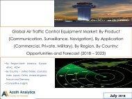 Sample-Global Air Traffic Control Equipment Market Report