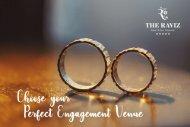 Choose Your Perfect Engagement Venue