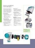 SITRANS F M MAGFLO Elektromagnetiska flödesmätare ... - Siemens - Page 2
