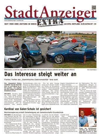 Stadtanzeiger Extra kw 31