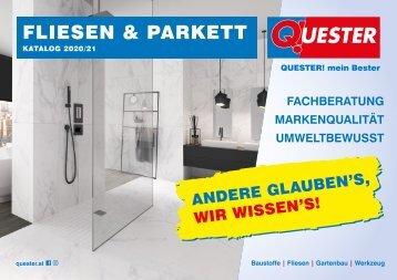 Fliesen & Parkett Katalog 2018/2019