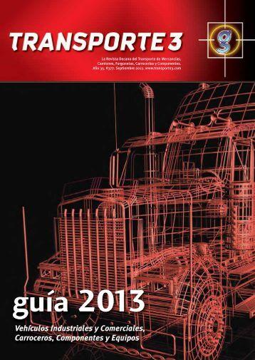INDUSTRIA AUXILIAR - Transporte 3