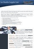 in questo numero - Studio Legale Lisi - Page 6