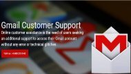 Gmail Customer Support Number +1-800-213-3740