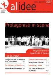 Protagonisti in scena - Provincia di Pordenone