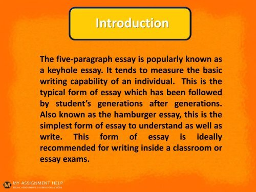 Harvard Business School Essay  Example Of Thesis Statement In An Essay also Synthesis Example Essay Modifying The Structure Of The Fiveparagraph Essay Proposal Essay Example