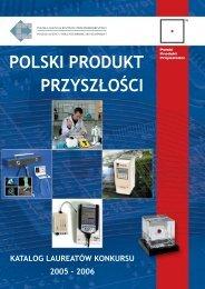 Katalog laureatów IX i X edycji Konkursu - Portal Innowacji