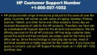 HP Customer Support Number +1-800-597-1052 - Page 2