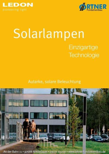 Flyer_Solarlampe