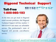 Set-Up Bigpond Account In A New Device? Technical Support 1-800-980-183