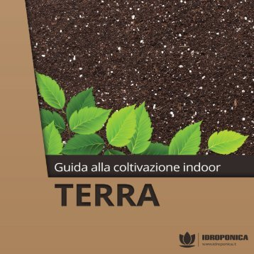 Guida Coltivazione Indoor - Terra by Idroponica.it