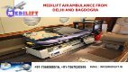 Book Low-Cost Air Ambulance from Delhi and Bagdogra by Medilift - Page 3