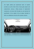 Hassle-Free Car Windscreen Replacement in Melbourne - Page 3