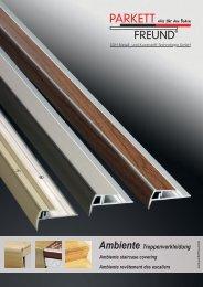 Ambiente Treppenverkleidung - Holzstudio Desch