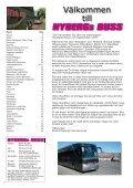Guidade Resor och Upplevelser ... - Nybergs Buss - Page 2