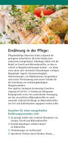Wirkungsweise ausgewählter Mineralstoffe und ... - Allin / Eiweis / Diät - Seite 3