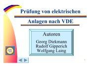 ELEKTRO Fachverband Arnsberg 1 - Fachverband SHK NRW