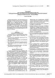 Bundesgesetzblatt Jahrgang 2006 Teil I Nr. 26, ausgegeben zu ...