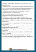 Best Project Topics in Accounting - Page 3