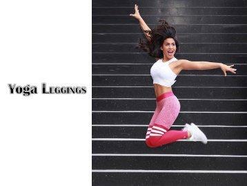 Yoga Leggings | Bombshell Sportswear