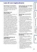 Sony DPF-W700 - DPF-W700 Consignes d'utilisation Néerlandais - Page 2
