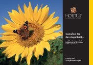 Hortus cat TEDESCO OK.indd - Holzstudio Desch