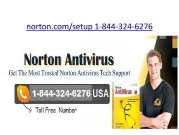 Norton.com/NU16| 1 844-324-6276 | Norton Antivirus