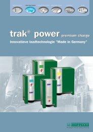 trak Power Premium Charge
