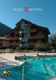 Hotelprospekt (PDF) - Hotel Viktoria Leukerbad