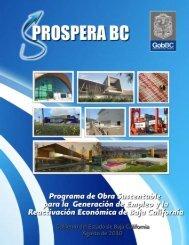 PROSPERA BC - Gobierno del Estado de Baja California